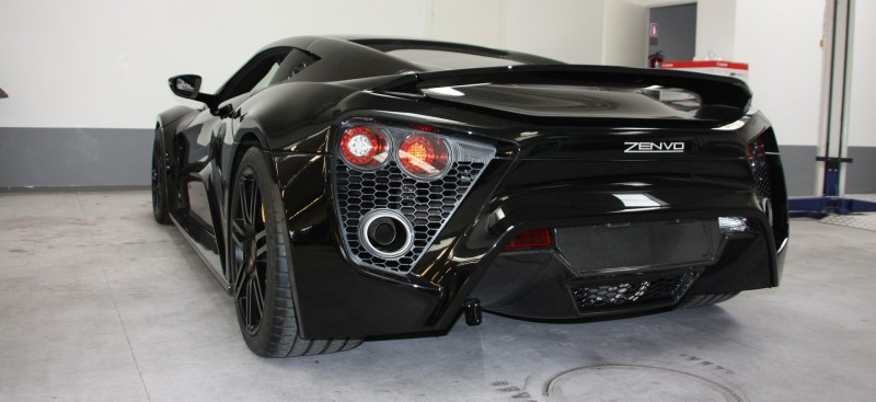 Car-Revs-Daily.com 2014 ZENVO ST1 Lands in USA With Stunning Design and Huge Power 40
