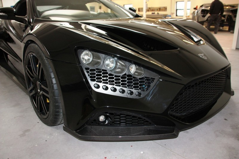 Car-Revs-Daily.com 2014 ZENVO ST1 Lands in USA With Stunning Design and Huge Power 42