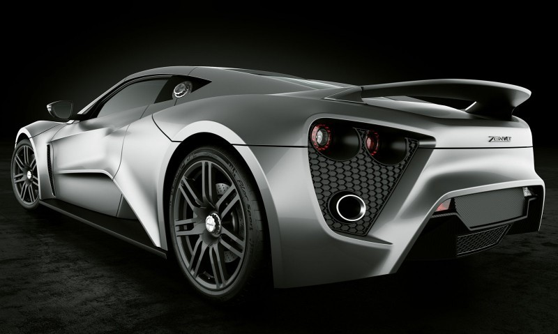 Car-Revs-Daily.com 2014 ZENVO ST1 Lands in USA With Stunning Design and Huge Power 51