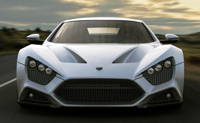 Car-Revs-Daily.com 2014 ZENVO ST1 Lands in USA With Stunning Design and Huge Power 54