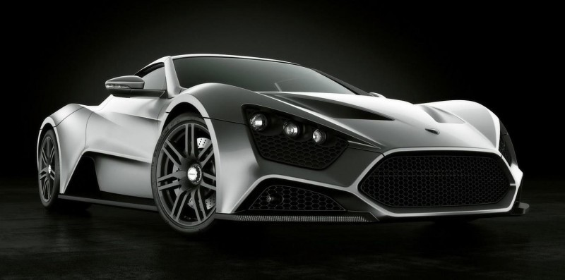 Car-Revs-Daily.com 2014 ZENVO ST1 Lands in USA With Stunning Design and Huge Power 56