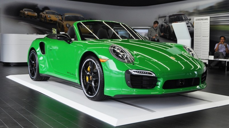 Car-Revs-Daily.com 2015 911 Turbo and Turbo S Cabrio 12