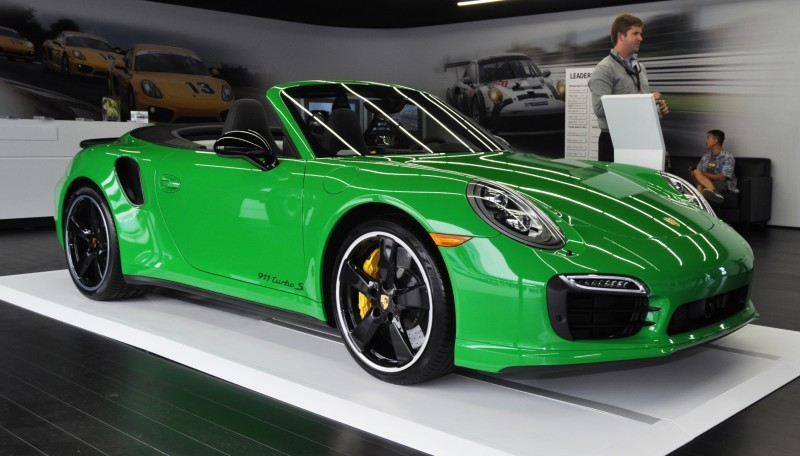 Car-Revs-Daily.com 2015 911 Turbo and Turbo S Cabrio 14