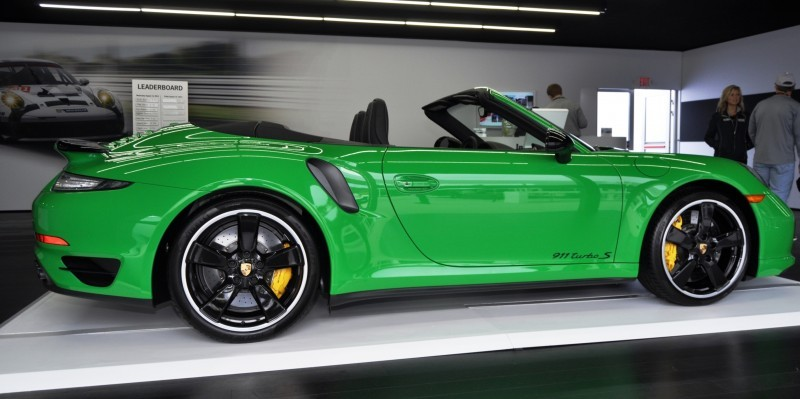 Car-Revs-Daily.com 2015 911 Turbo and Turbo S Cabrio 17