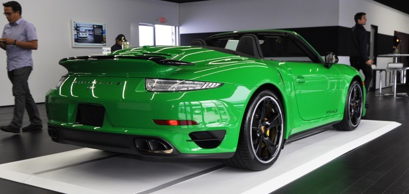 Car-Revs-Daily.com 2015 911 Turbo and Turbo S Cabrio 20