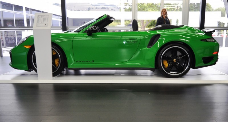 Car-Revs-Daily.com 2015 911 Turbo and Turbo S Cabrio 23