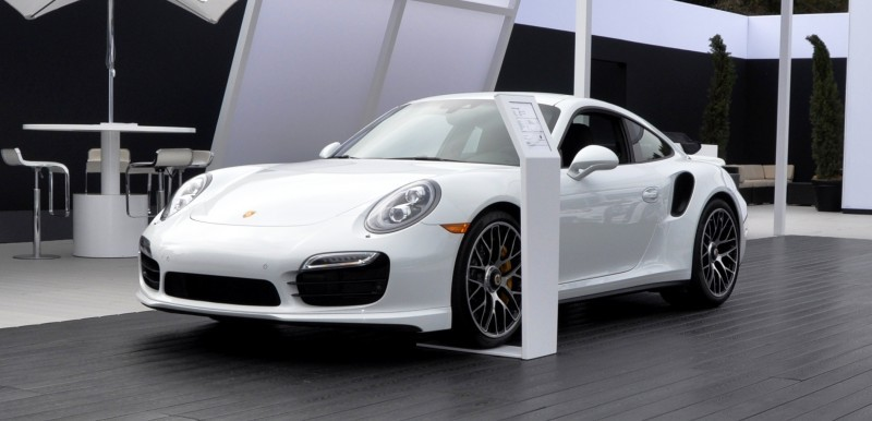 Car-Revs-Daily.com 2015 911 Turbo and Turbo S Cabrio 3