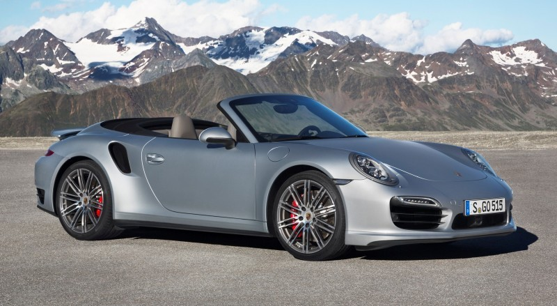 Car-Revs-Daily.com 2015 911 Turbo and Turbo S Cabrio 31