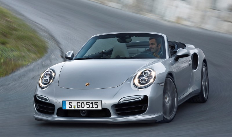 Car-Revs-Daily.com 2015 911 Turbo and Turbo S Cabrio 33