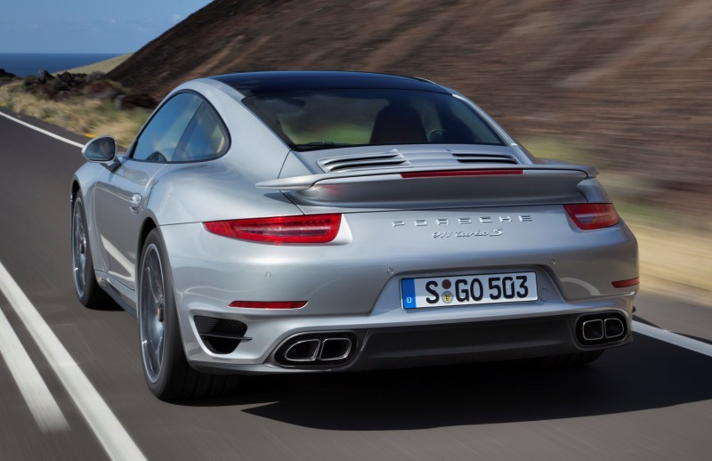 Car-Revs-Daily.com 2015 911 Turbo and Turbo S Cabrio 39