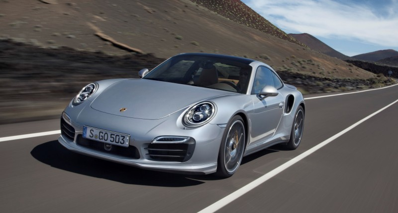 Car-Revs-Daily.com 2015 911 Turbo and Turbo S Cabrio 40