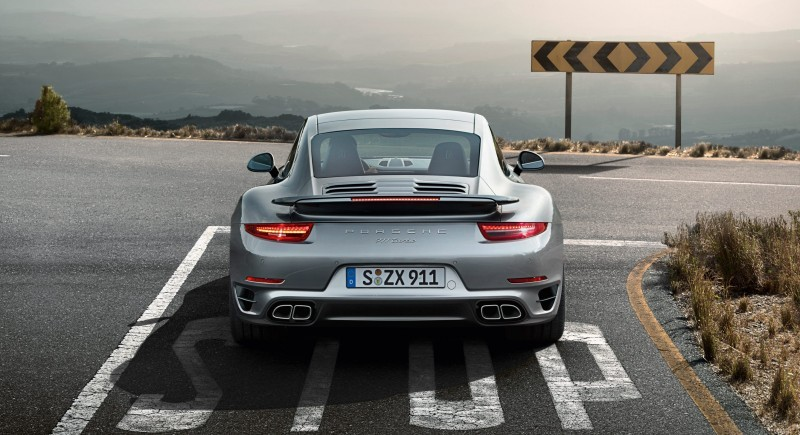 Car-Revs-Daily.com 2015 911 Turbo and Turbo S Cabrio 50