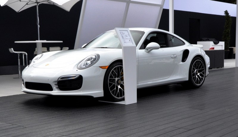 Car-Revs-Daily.com 2015 911 Turbo and Turbo S Cabrio 6