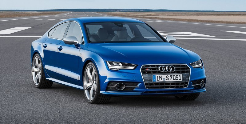 Car-Revs-Daily.com 2015 AUDI A7 and S7 LED Refresh 12