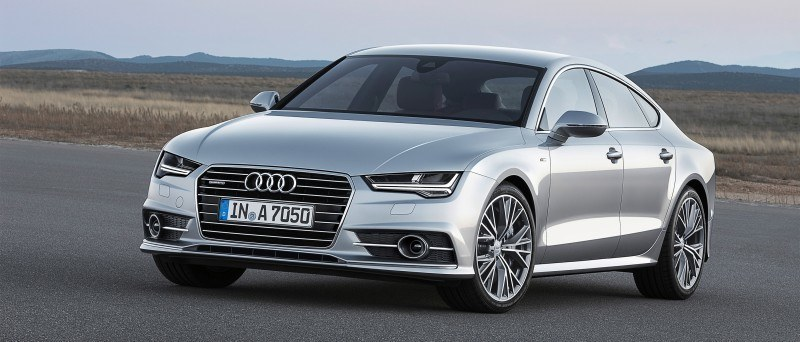 Car-Revs-Daily.com 2015 AUDI A7 and S7 LED Refresh 2