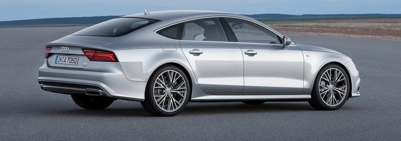 Car-Revs-Daily.com 2015 AUDI A7 and S7 LED Refresh 3