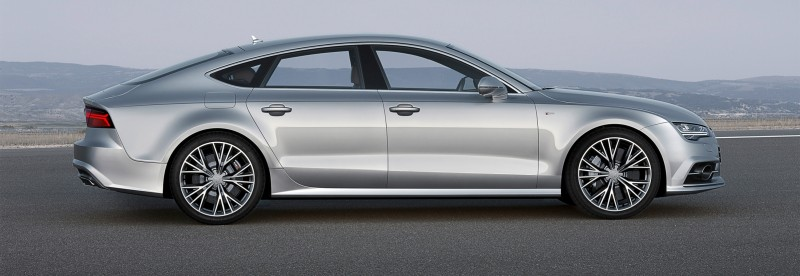 Car-Revs-Daily.com 2015 AUDI A7 and S7 LED Refresh 5
