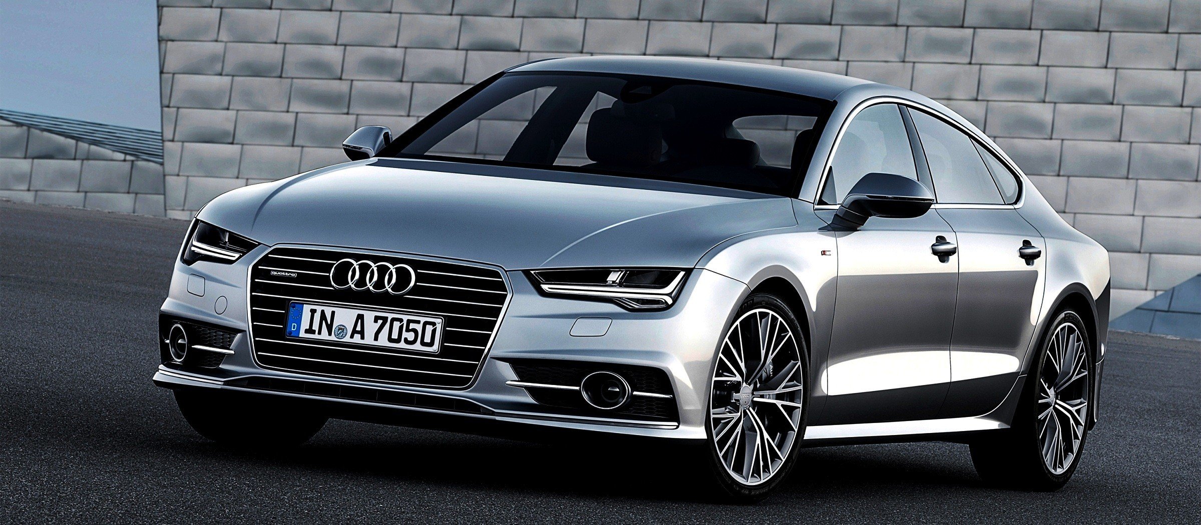 2015 Audi A7 and S7 Refresh Brings New LEDs, Detail Tweaks and New Wheels
