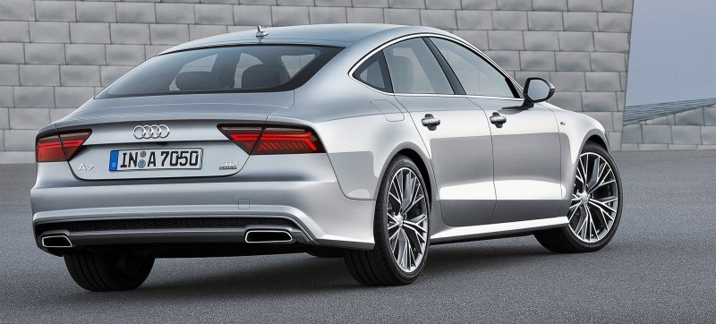 Car-Revs-Daily.com 2015 AUDI A7 and S7 LED Refresh 7