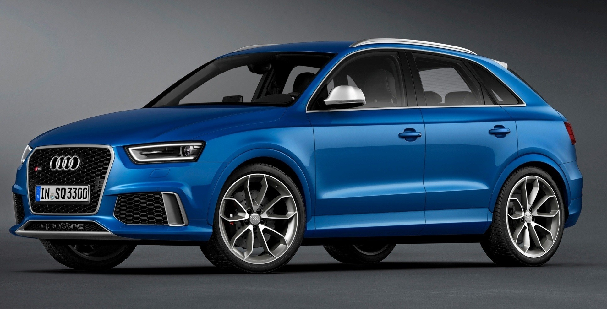 second 2015 Audi RS Q3 Priced Out of Compact SUV Market in USA Car