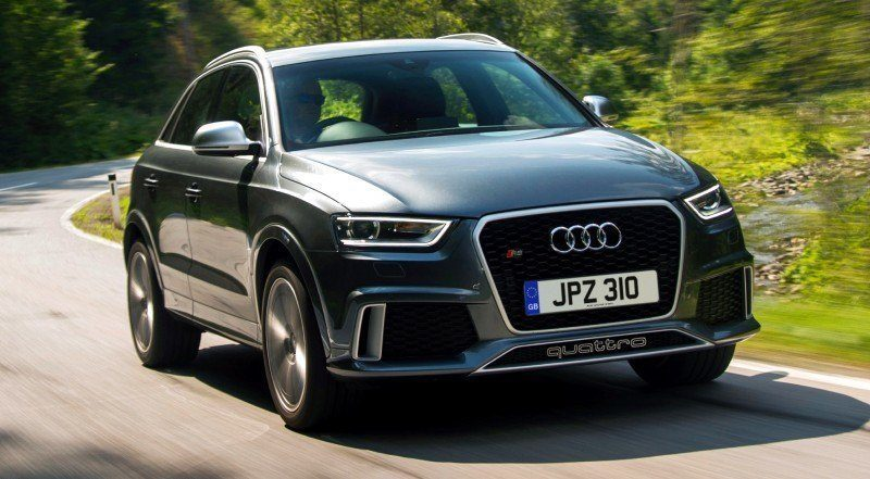 Car-Revs-Daily.com 2015 Audi RS Q3 62
