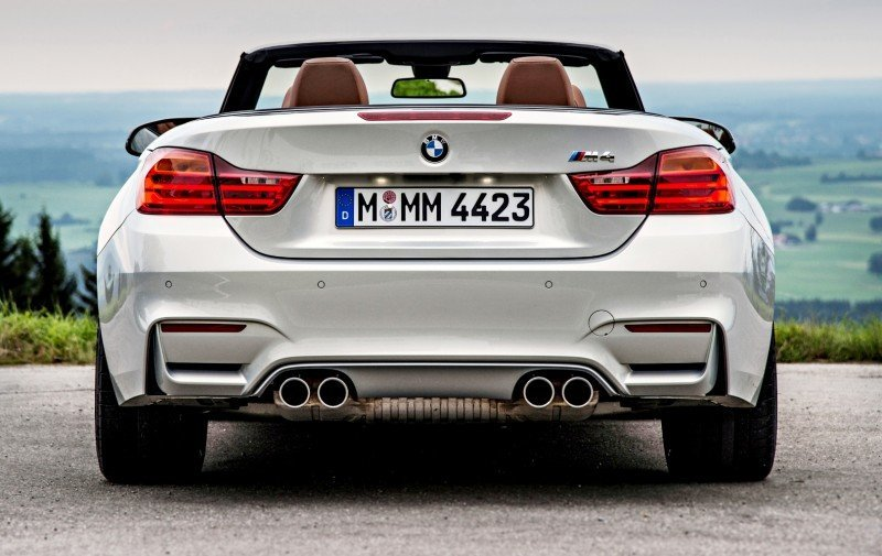 Car-Revs-Daily.com 2015 BMW M4 Convertible 22