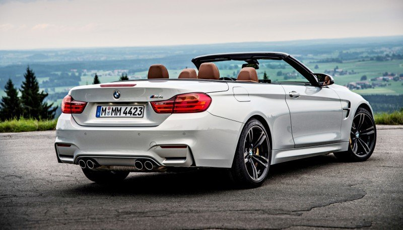 Car-Revs-Daily.com 2015 BMW M4 Convertible 23
