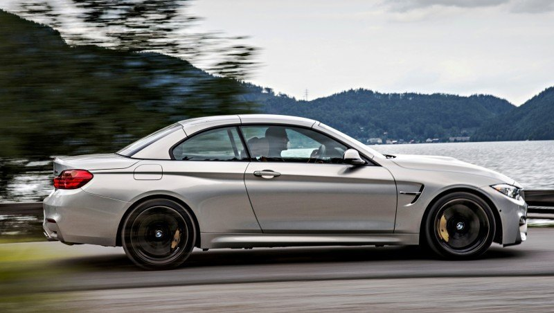 Car-Revs-Daily.com 2015 BMW M4 Convertible 24