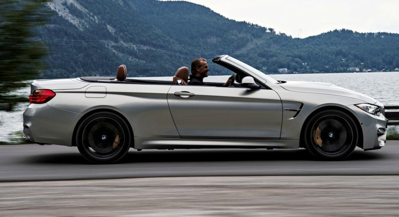 Car-Revs-Daily.com 2015 BMW M4 Convertible 25