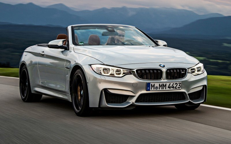 Car-Revs-Daily.com 2015 BMW M4 Convertible 26