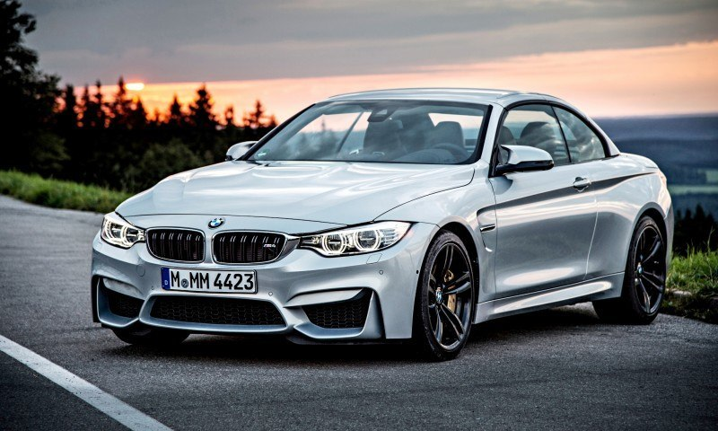 Car-Revs-Daily.com 2015 BMW M4 Convertible 27