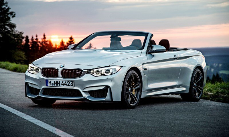 Car-Revs-Daily.com 2015 BMW M4 Convertible 28