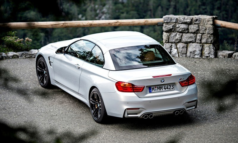 Car-Revs-Daily.com 2015 BMW M4 Convertible 29