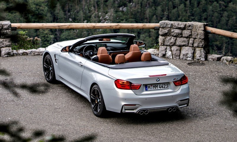 Car-Revs-Daily.com 2015 BMW M4 Convertible 30