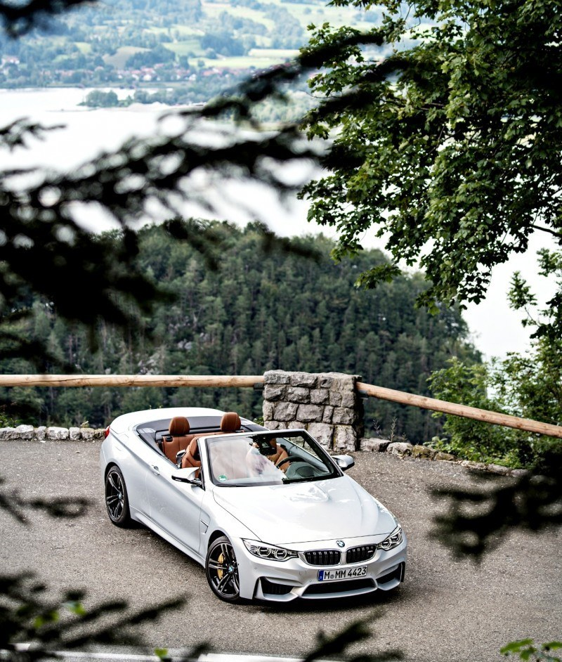 Car-Revs-Daily.com 2015 BMW M4 Convertible 31