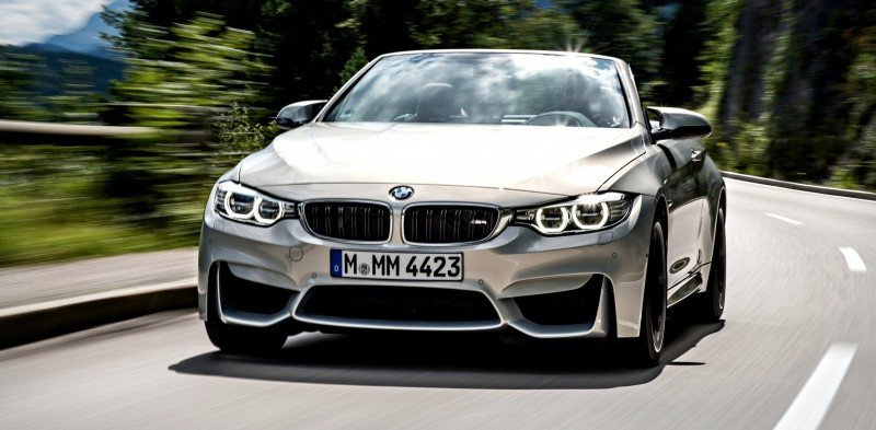 Car-Revs-Daily.com 2015 BMW M4 Convertible 32
