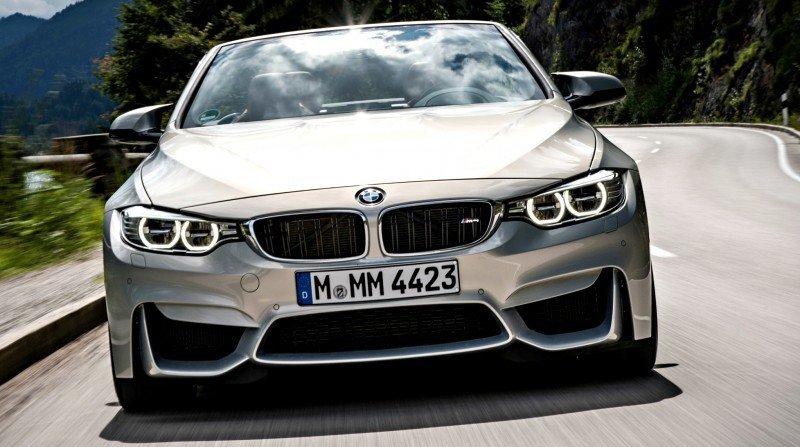 Car-Revs-Daily.com 2015 BMW M4 Convertible 33
