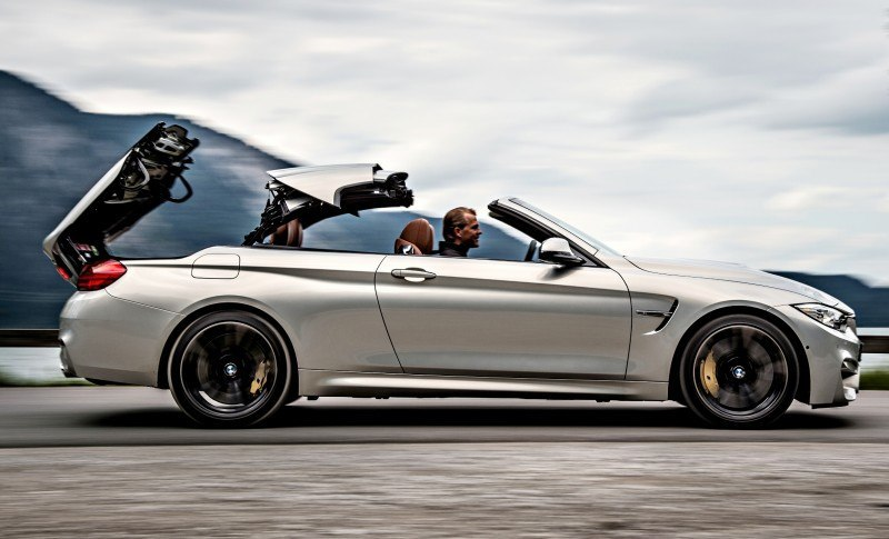 Car-Revs-Daily.com 2015 BMW M4 Convertible 34