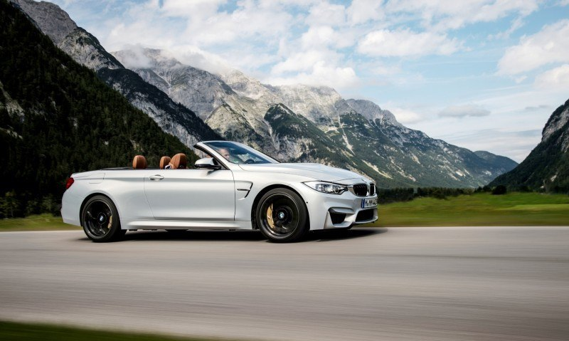 Car-Revs-Daily.com 2015 BMW M4 Convertible 36