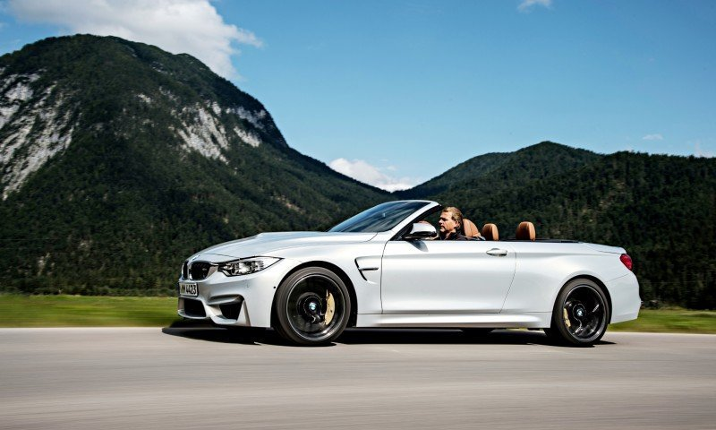 Car-Revs-Daily.com 2015 BMW M4 Convertible 37