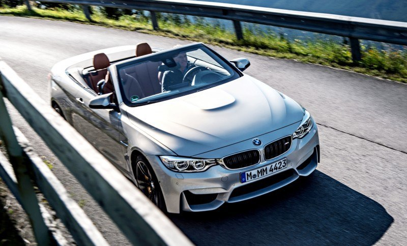 Car-Revs-Daily.com 2015 BMW M4 Convertible 38