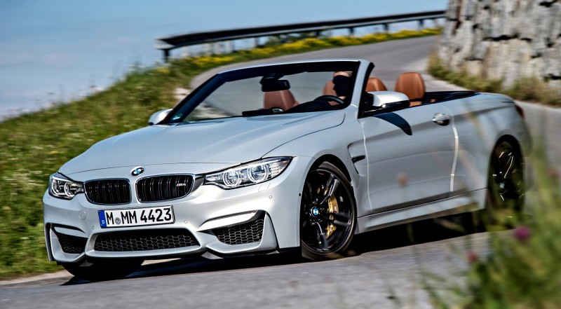 Car-Revs-Daily.com 2015 BMW M4 Convertible 39