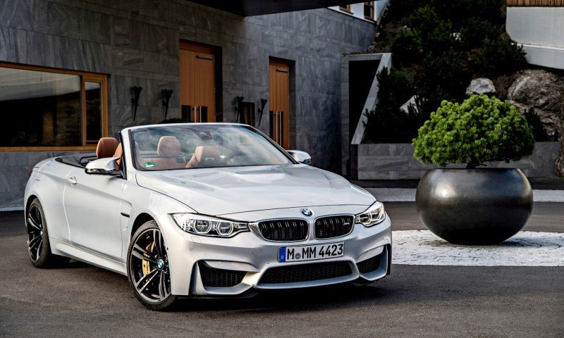 Car-Revs-Daily.com 2015 BMW M4 Convertible 43