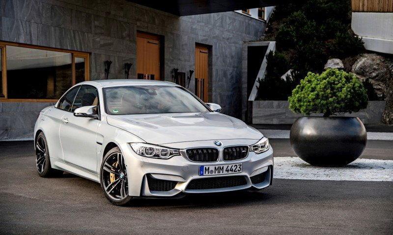 Car-Revs-Daily.com 2015 BMW M4 Convertible 44