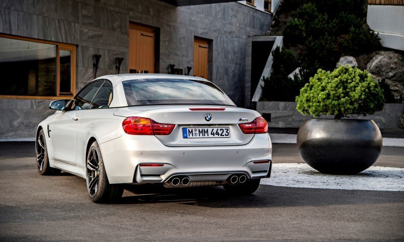 Car-Revs-Daily.com 2015 BMW M4 Convertible 45