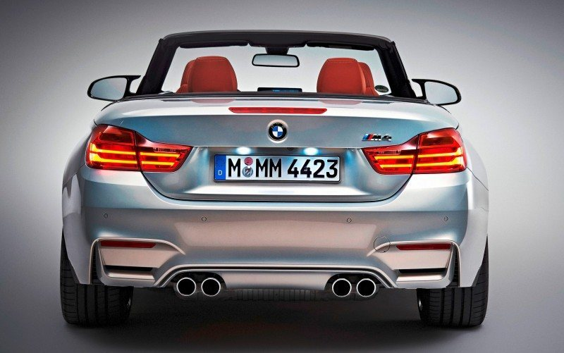 Car-Revs-Daily.com 2015 BMW M4 Convertible 61