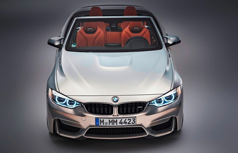 Car-Revs-Daily.com 2015 BMW M4 Convertible 63