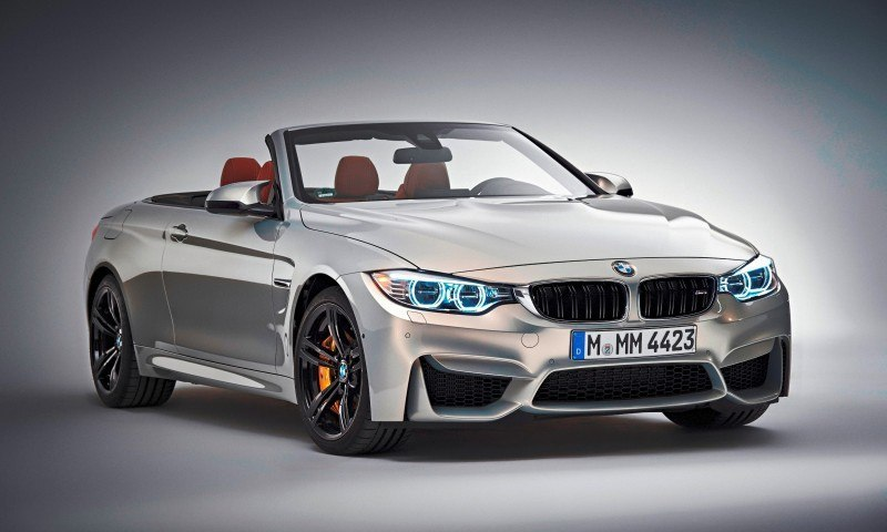 Car-Revs-Daily.com 2015 BMW M4 Convertible 64