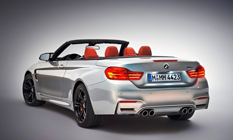 Car-Revs-Daily.com 2015 BMW M4 Convertible 65