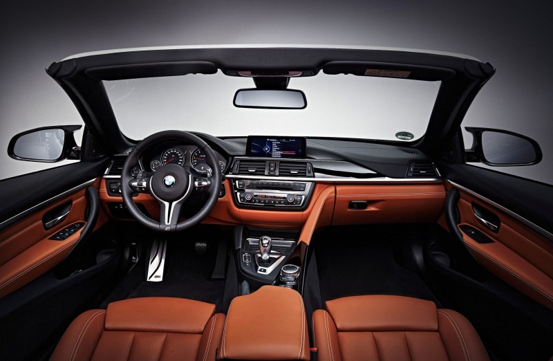 Car-Revs-Daily.com 2015 BMW M4 Convertible 85